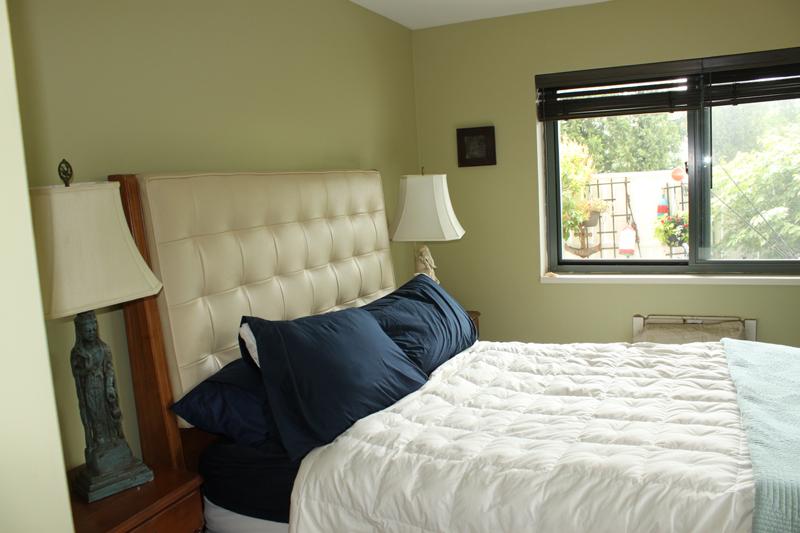 Unit 115 - Bedroom