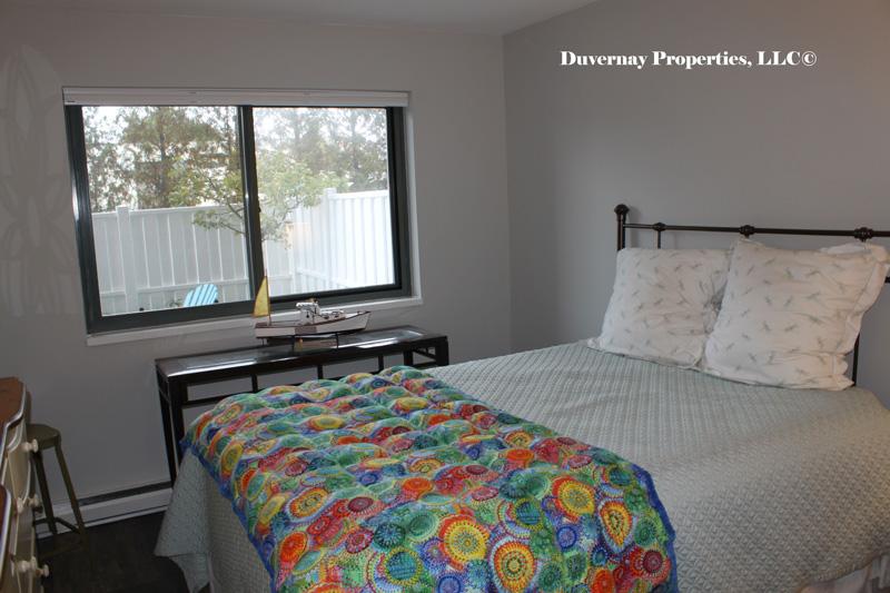 Unit 113 - Bedroom