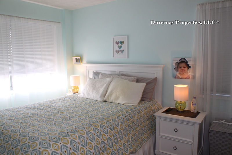 Unit 705 - Bedroom