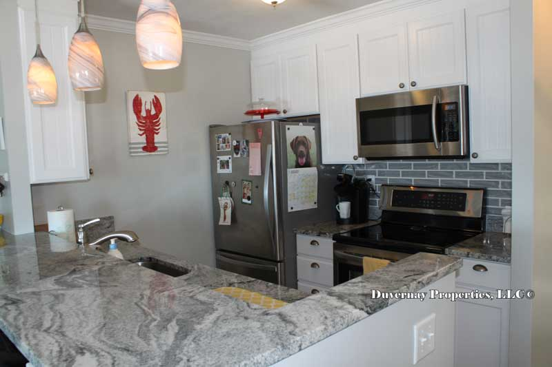 Unit 705 - Kitchen