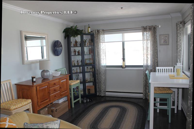 Unit 705 - Living Room