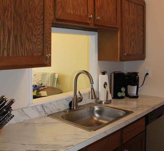 Unit 317 - Kitchen
